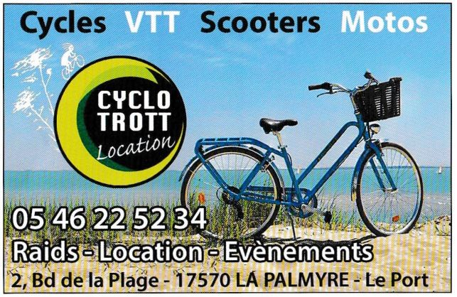 Cyclo trott