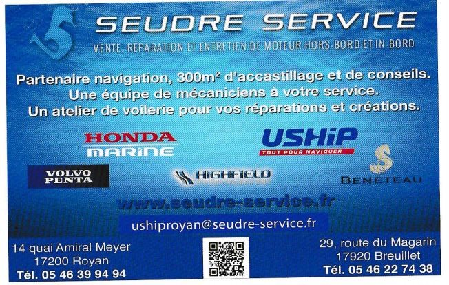Seudre services